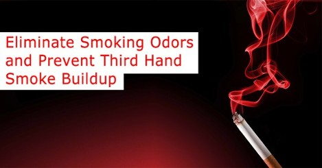 Remove Smoking Odors
