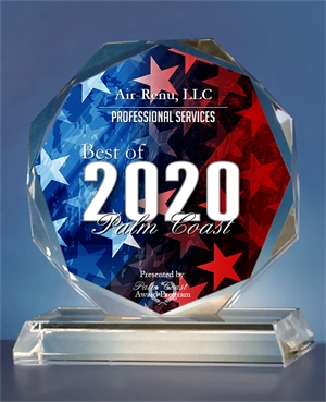 2020 Best of Palm Coast Award